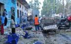Aumenta a 25 cifra de muertos por coches bomba en capital de Somalia