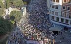 Miles de personas ocupan las plazas en España, y ¿qué piden?