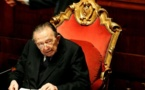 Muri Giulio Andreotti, siete veces primer ministro de Italia