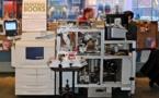 La impresora de libros promete revolucionar el mercado editorial