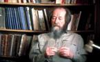 Apertura en Rusia del primer museo dedicado al escritor Alexander Solzhenitsyn