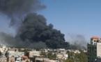 Violentas explosiones en la capital de Yemen tras bombardeos de la coalición