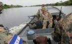 Marines en Honduras