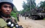 Soldados filipinos