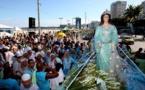 En Uruguay esperan 500.000 personas en homenaje a Iemanjá, diosa del mar afroumbandista