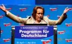 La derecha populista alemana adopta una posición anti-islam