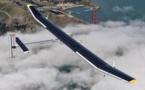 El avión Solar Impulse 2 aterriza en España después de su travesía del Atlántico