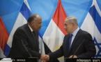 Primera visita de un canciller egipcio a Israel en nueve años