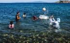La isla griega de Lesbos se queda sin turistas por la crisis migratoria