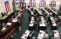 La asamblea de Puerto Rico