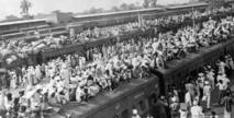 Refugiados musulmanes en 1947