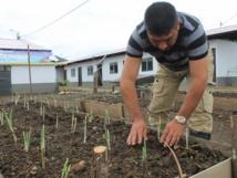Un ex combatiente de las FARC