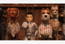 Una escena de Isle of dogs