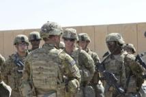 Marines estadounidenses en Siria