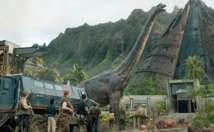 Una escena de Jurassic world Reino Caído