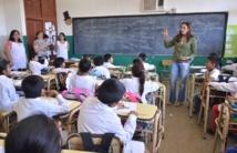 Una escuela de Salta