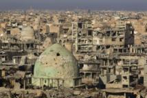 Una ciudad iraquí