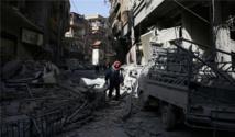 La Guta Oriental de Damasco