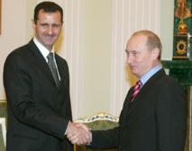Al Asad-a la izquierda-y Putin