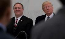 Pompeo-a la izquierda-y Trump