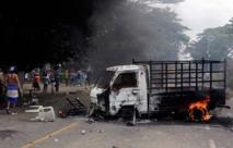 """Exigen a Ortega """"cese de represión"""" en inicio de diálogo en Nicaragua"""