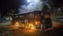 Más de 55 ambulancias, otros vehículos e instalaciones públicas han sido quemados por grupos opositores violentos en Nicaragua.