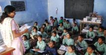 Una escuela india