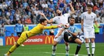 Francia hace añicos el sueño uruguayo y avanza a semifinales
