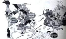 Lienzo de Tlaxcala, códice del siglo XVI