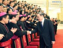 Obispos nombrados por el gobierno chino