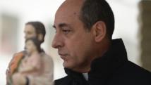 El arzobispo de La Plata Víctor Fernández