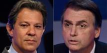 Haddad-a la izquierda-y Bolsonaro
