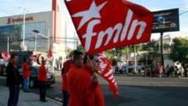 Partidarios del FMLN