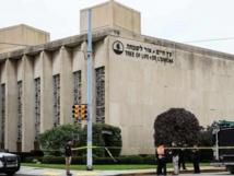 La sinagoga atacada
