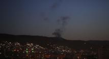La coalición de EEUU ataca con fósforo blanco la ciudad siria de Hayin