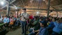 Panamá pide aval a indígenas para interconexión eléctrica