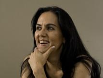 La escritora Jacinta Escudos
