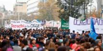 Estudiantes chilenos incrementan su ofensiva contra Bachelet por reforma educativa
