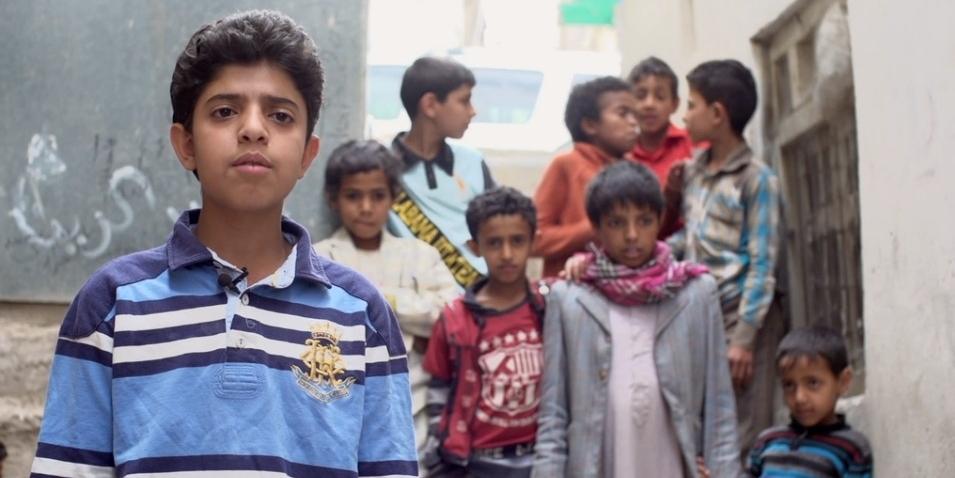 Los niños sin escolarizar en Yemen, una generación perdida
