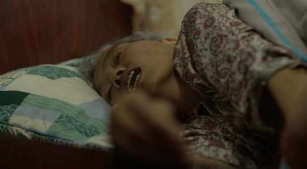 Una escena de Mrs Fang