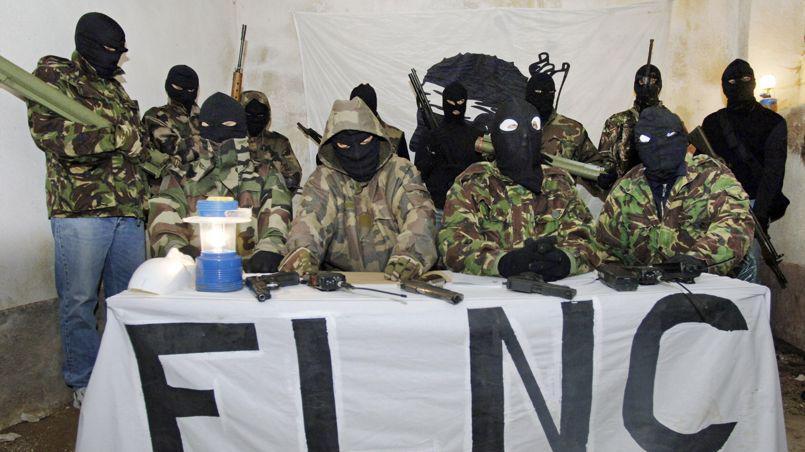 Una declaración del grupo armado corso FLNC antes de dejar las armas.