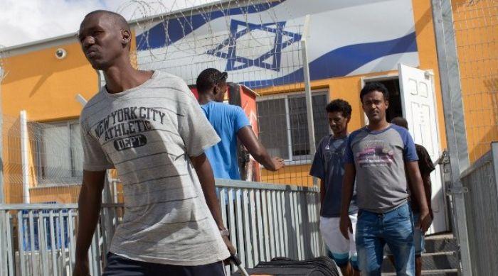 Africanos en Palestina