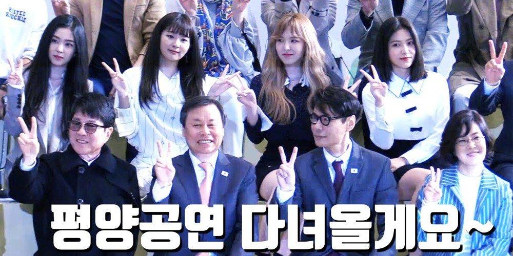 Los cantantes surcoreanos