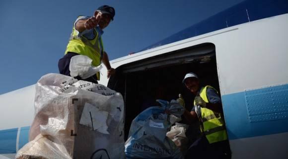Cuba y Estados Unidos reanudan el intercambio postal directo