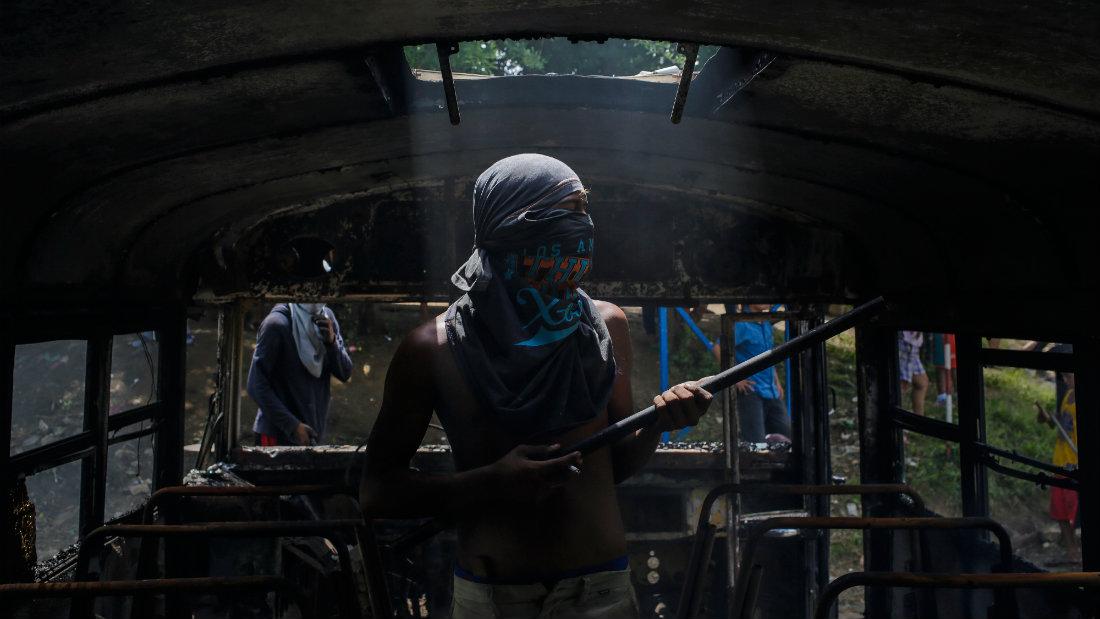 """Diálogo nacional de Nicaragua entra en nuevo """"impasse"""""""