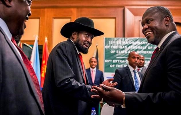 Presidente de Sudán del Sur abandona diálogo de paz con líder rebelde