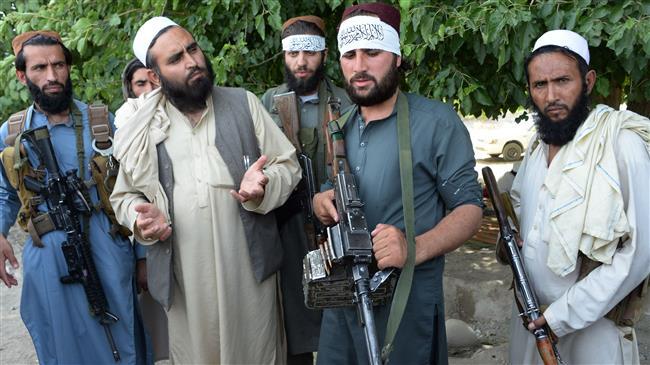 Taliban en las calles de Jalalabad, durante la tregua por el fin del Ramadán