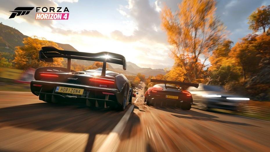 El juego Forza Horizon 4
