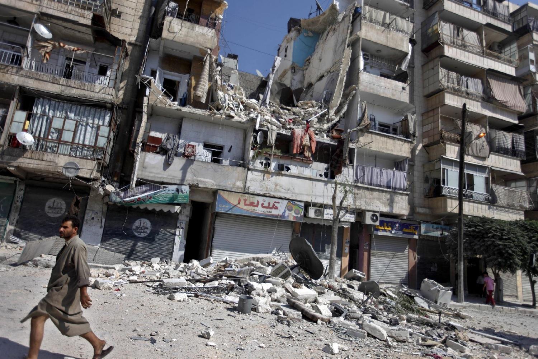 """Por qué la reconstrucción de Siria """"es fundamental para Europa"""""""