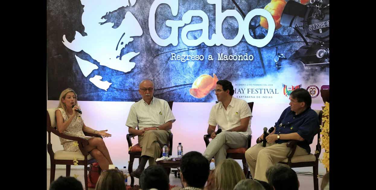 Un homenaje a García Márquez en el festival